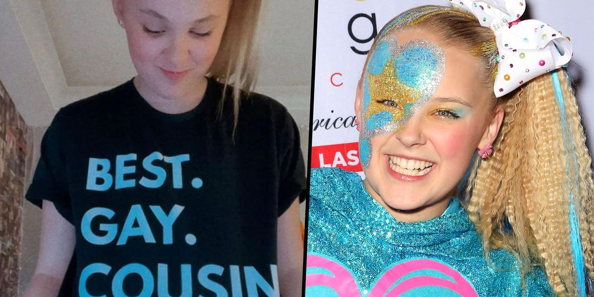 JoJo Siwa Says She Was 'Swatted' After Coming Out to Fans