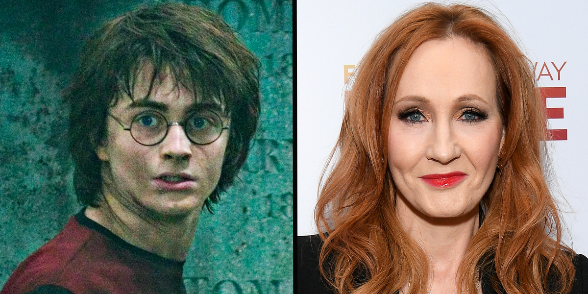 Fans Are Denouncing Possibility of Harry Potter TV Series Over J.K Rowling's Controversial History