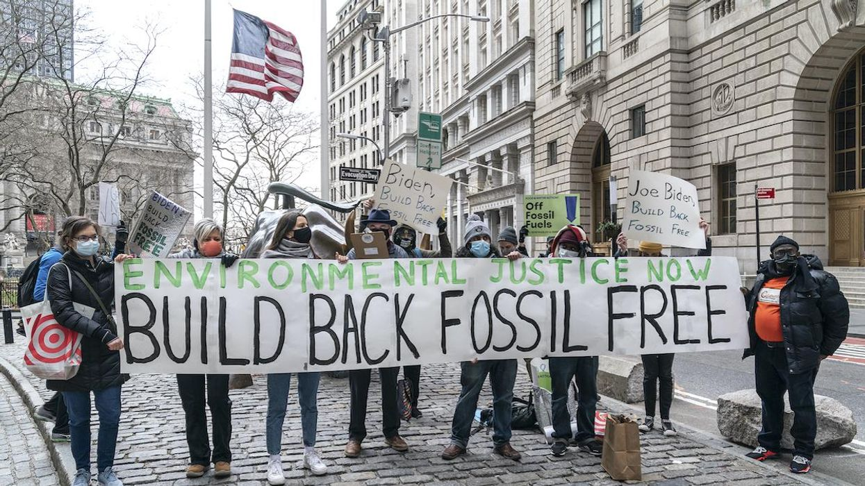 As Kerry Touts U.S. Climate Diplomacy, Biden Is Urged to End Dirty Energy Subsidies