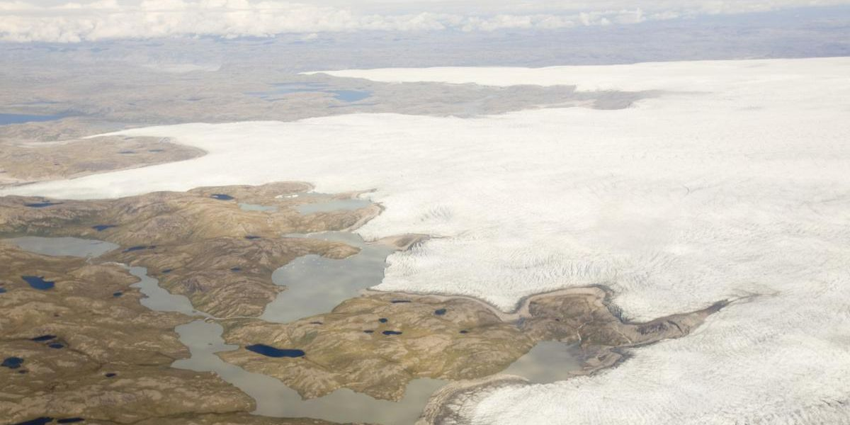 Wind-Blown Dust Is Causing Greenland's Ice to Melt Faster