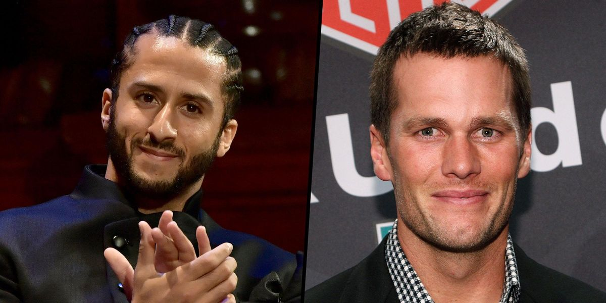 Colin Kaepernick Trends on Social Media Because People Are Mad at Tom Brady