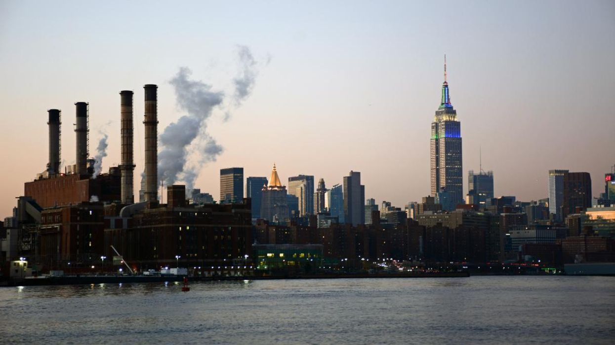 NYC Pension Funds Are Divesting Four Billion From Fossil Fuels