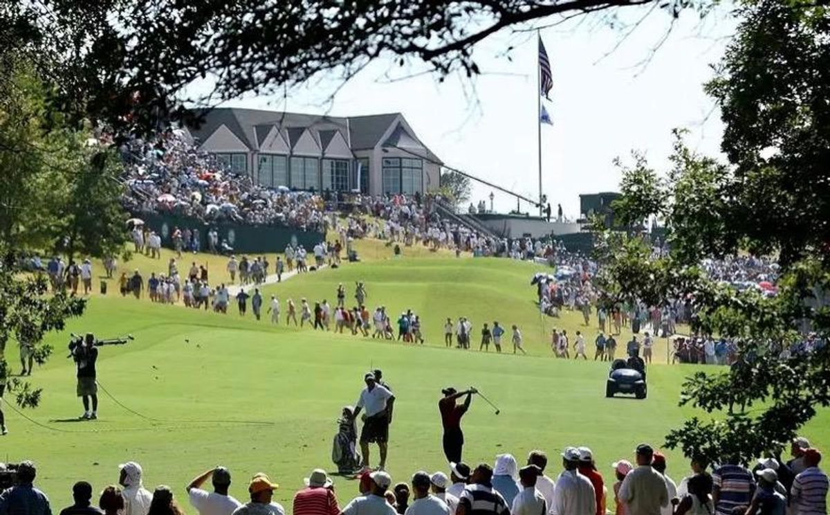 Southern Hills awarded PGA stripped from Trump course