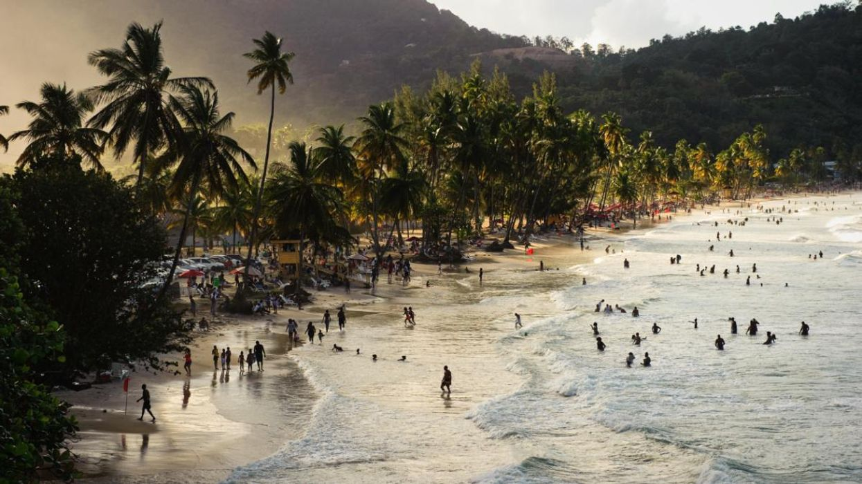 Climate Change Is Increasing Caribbean Water Shortages