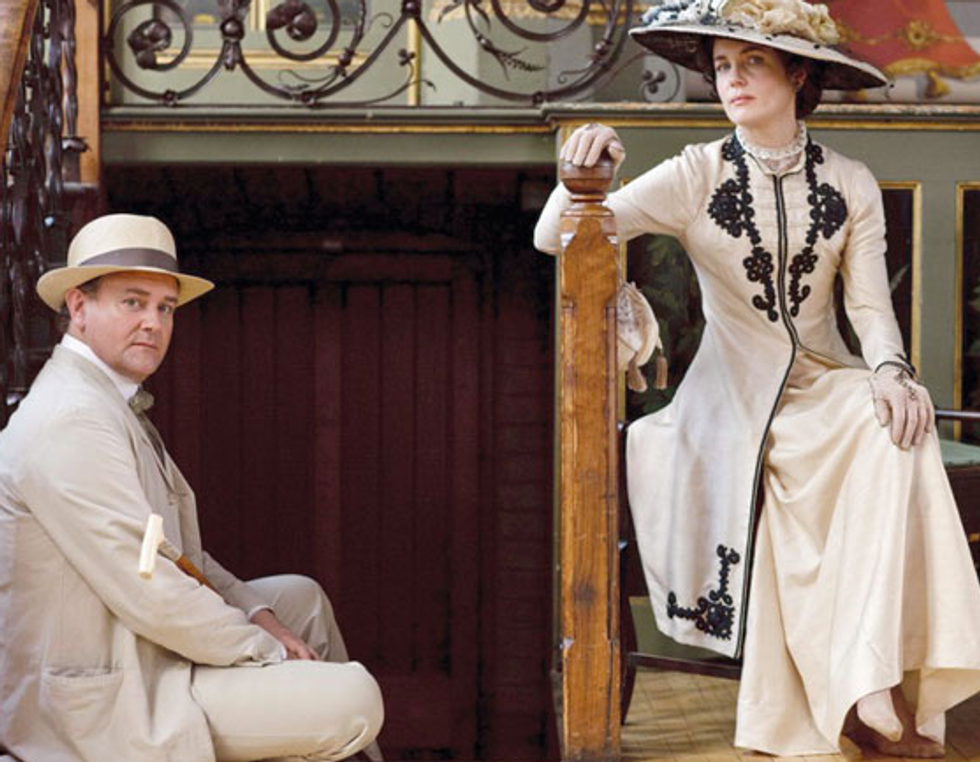 A Possible Downton Abbey Prequel + Grizzly Bear's New Music Video = Eight Items Or Less