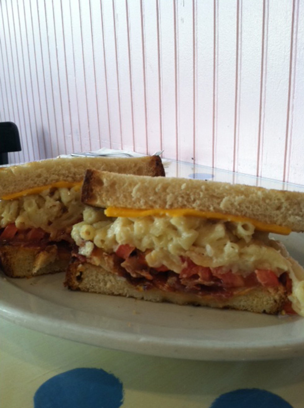 Sandwich of the Week: Kitchenette's Mac and Cheese BLT
