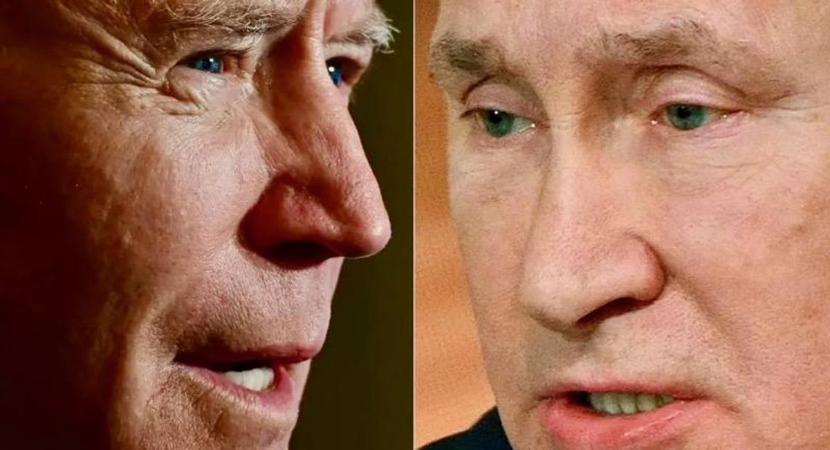 Biden signals tougher Russia stance in first Putin call