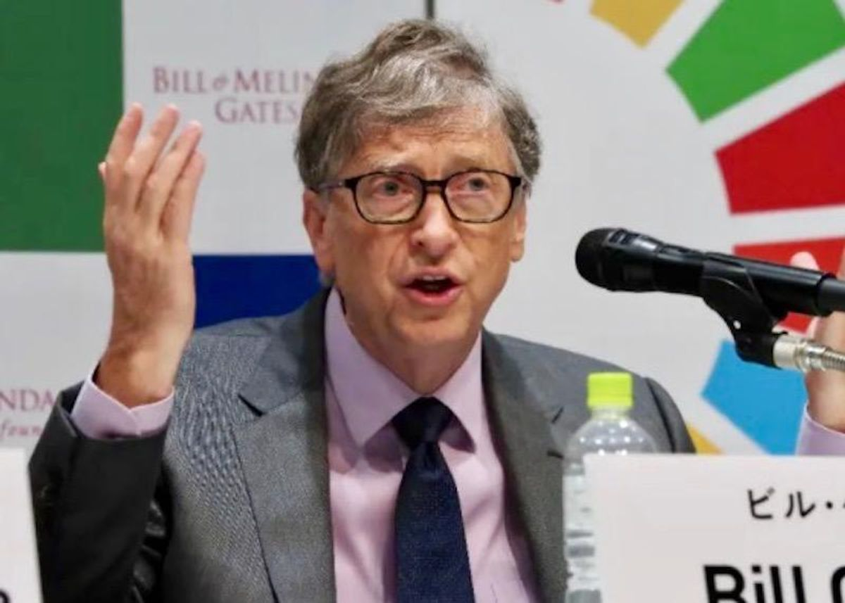 Prepare for the next pandemic like a 'war,' says Bill Gates