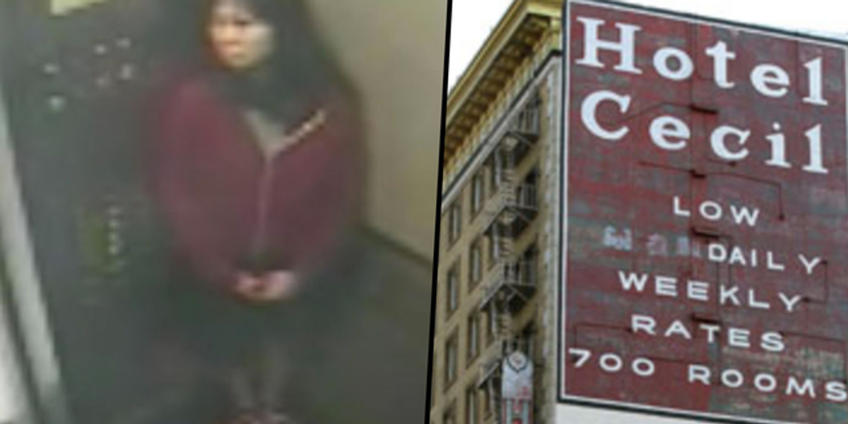 Netflix Shares Trailer For True Crime Documentary 'The Vanishing at the Cecil Hotel'