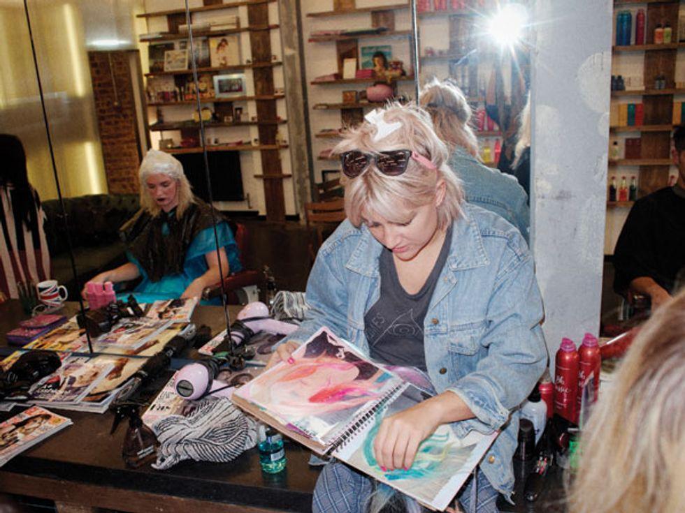 Bleach: London's Most Colorful Salon