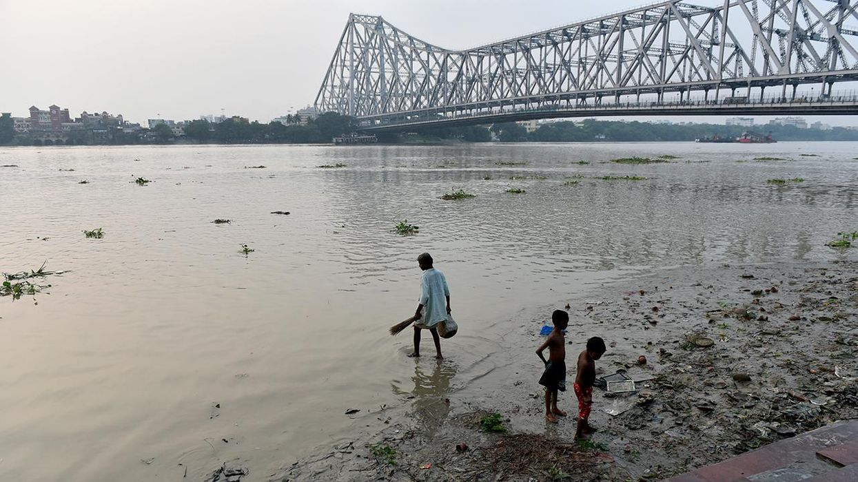 Pharmaceuticals Pollute the Ganges