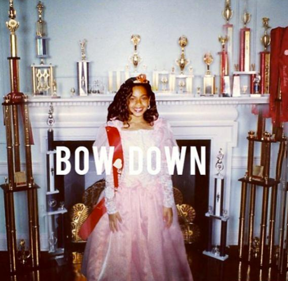 Beyoncé Tells Her Competition to Bow Down