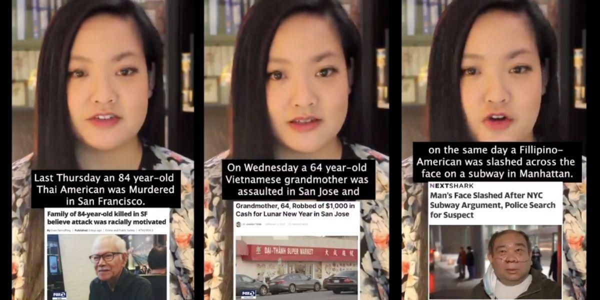 www.upworthy.com: Anti-Asian hate crimes are skyrocketing in the U.S. Here's what we can all do to help.