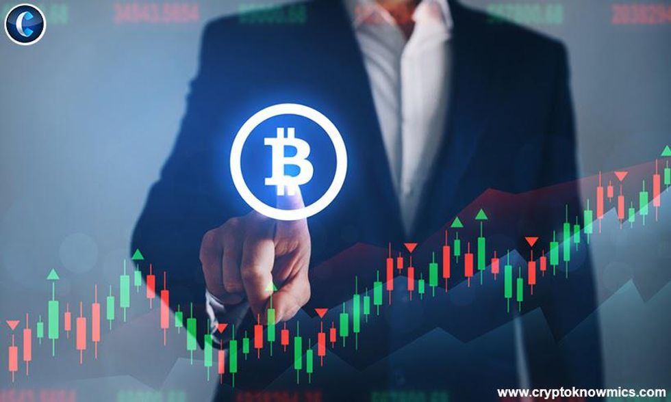 The Price Rise Of Bitcoin Cryptocurrency