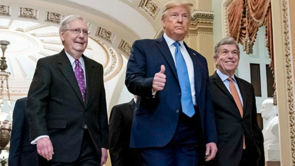 Republicans can't be trusted after sticking by Trump -- who Americans rejected: columnist