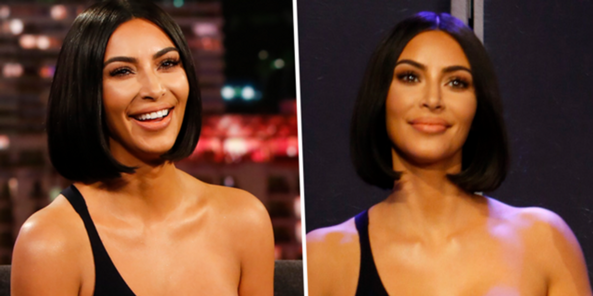 Kim Kardashian's Controversial Outfit Led To a Homophobic Fight