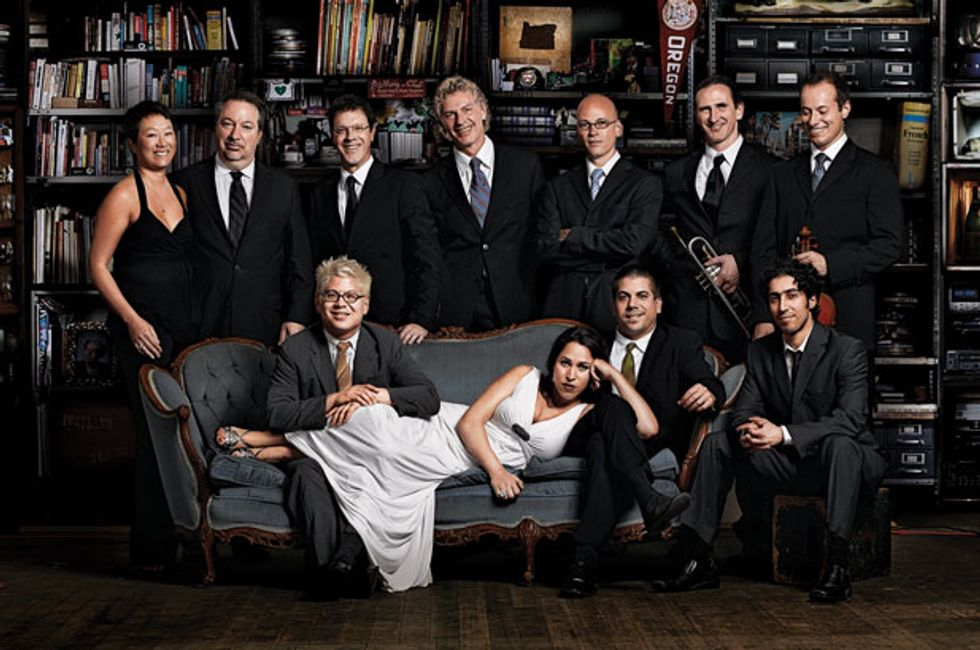 Pink Martini's Having a Sing-A-Long in Portland Tomorrow