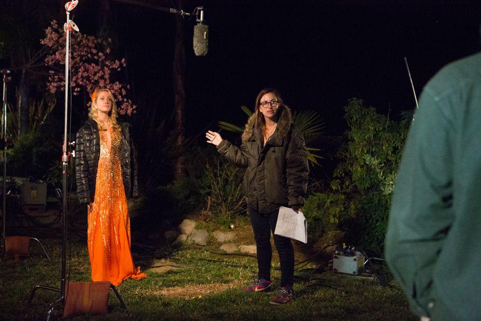Director Sarah Gertrude Shapiro On Destroying Beautiful Women in Sequin Raze