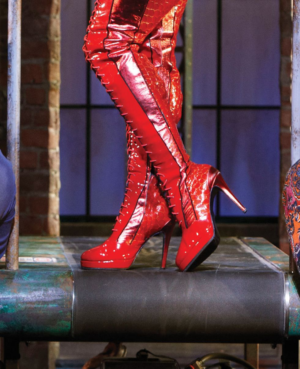 Harvey Fierstein and Cyndi Lauper Team Up In Kinky Boots