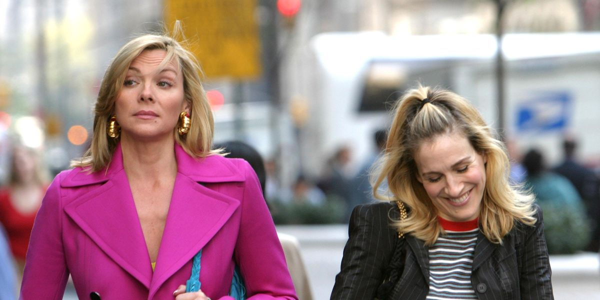 This Is How the 'Sex and the City' Reboot Will Explain Samantha's Absence
