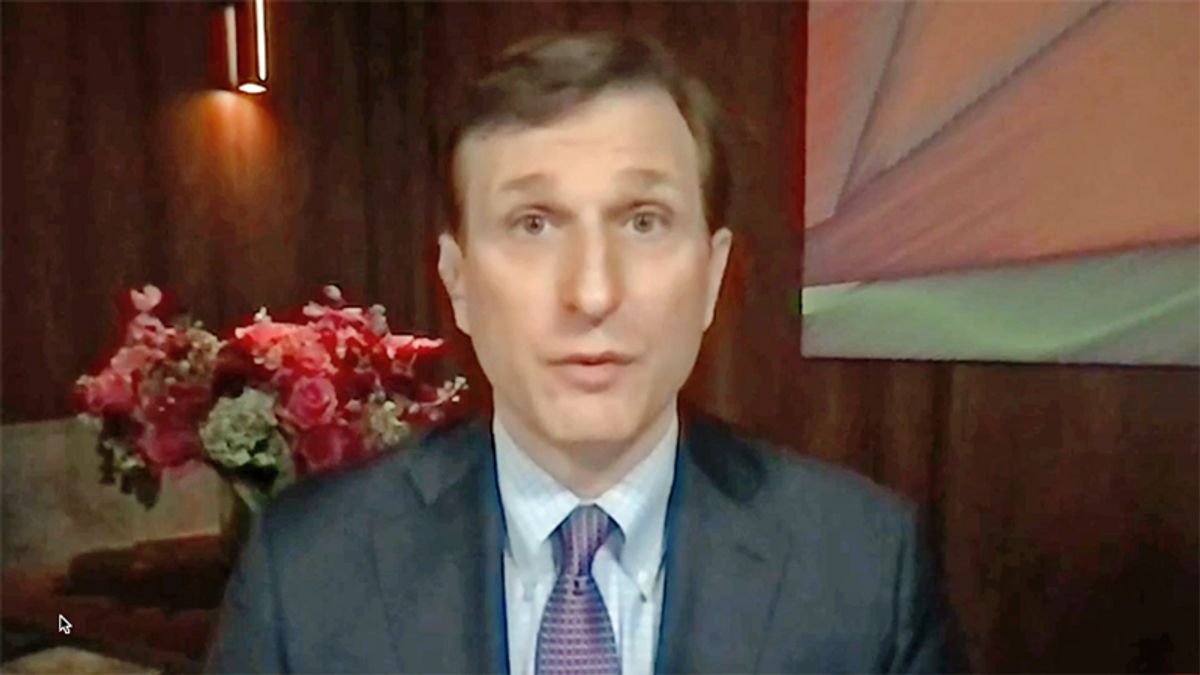 Daniel Goldman breaks down the impeachment detail 'clearly resonating' with GOP senators