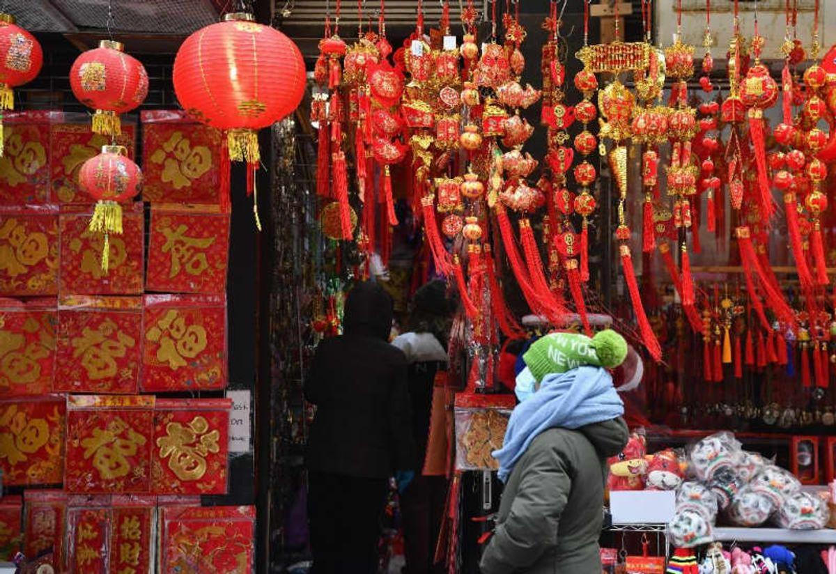 In New York's Chinatown, pandemic and stigma dulls New Year cheer