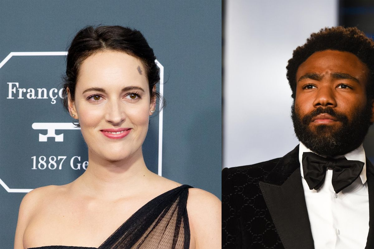 Phoebe Waller-Bridge and Donald Glover Are the New 'Mr. & Mrs. Smith'