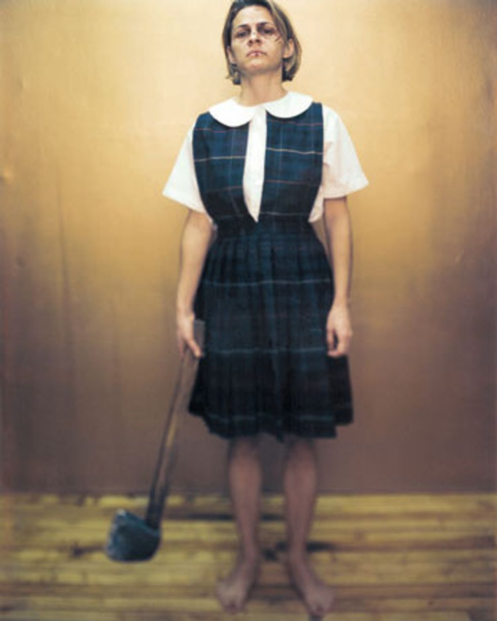 Throwback Thursday: Amy Sedaris in Our First Beautiful People Issue