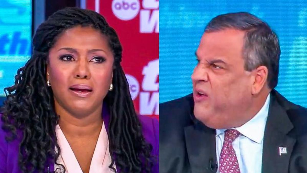Chris Christie bullies Black CEO about 'urban kids' and 'failing' teachers to oppose COVID relief