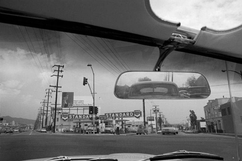 Preview Images from the Upcoming Dennis Hopper Show