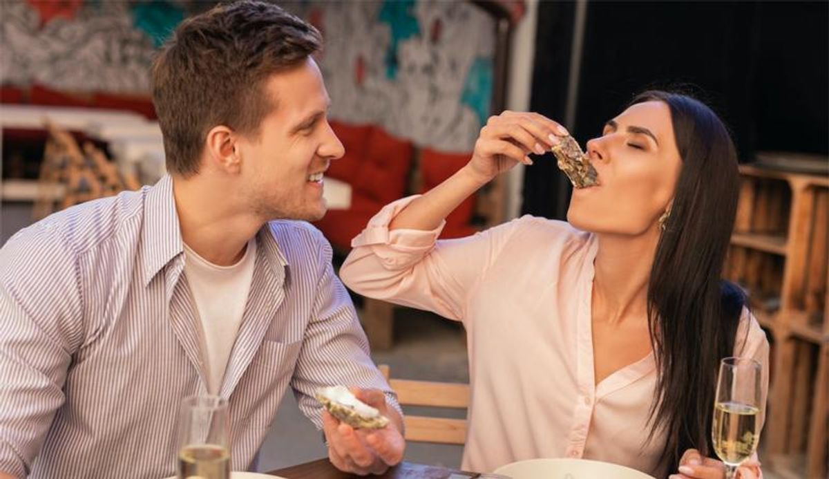 The science behind aphrodisiacs explained