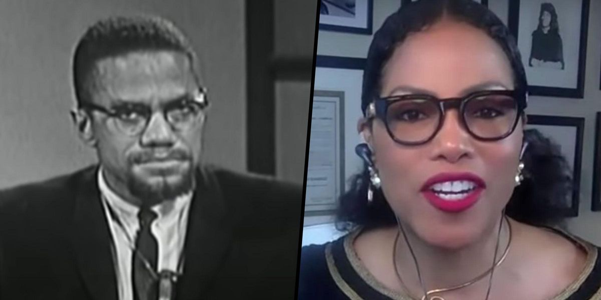 Malcolm X's Daughter Wants Schools To Teach That 'American History Is Also Black History'
