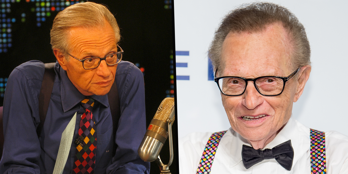 Larry King's Death Certificate Confirms Cause of Death