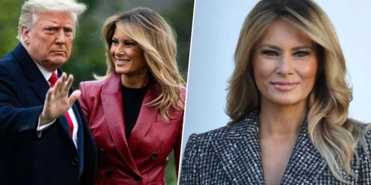 Melania Trump Officially Opens Her Post-White House Office