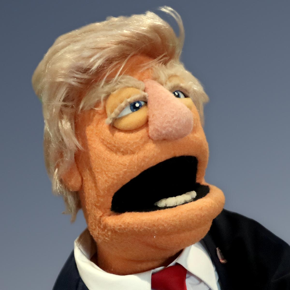 Donald Trump, Surreality Show Producer | PUPPET REGIME