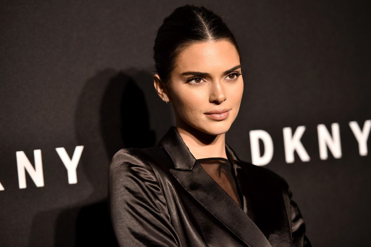 Kendall Jenner Accused of Photoshopping Her Skims Photos