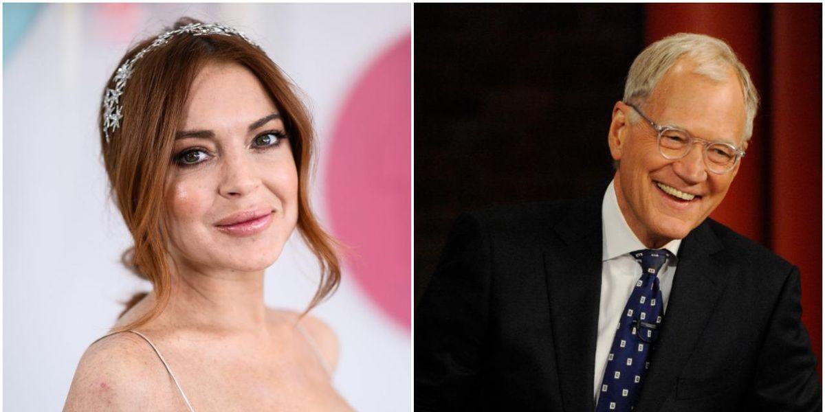 David Letterman's 2013 Lindsay Lohan Interview Sparks Backlash