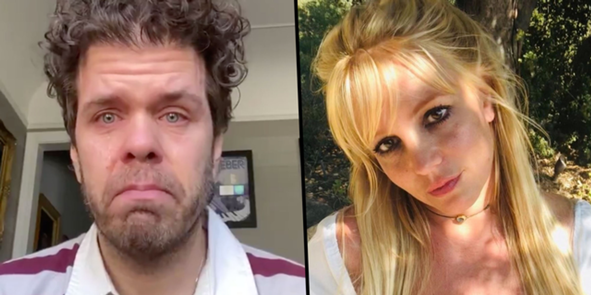 Perez Hilton Says He Regrets the Way He Reported on Britney Spears
