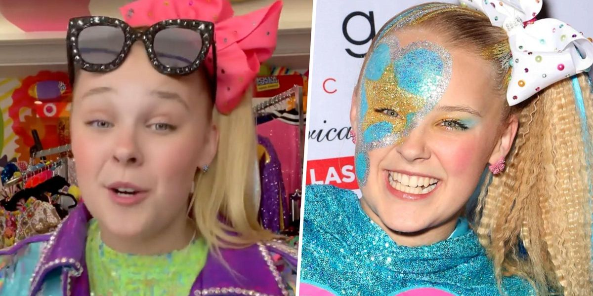 JoJo Siwa Opens Up About Falling in Love With Her Girlfriend a Week After Going Public
