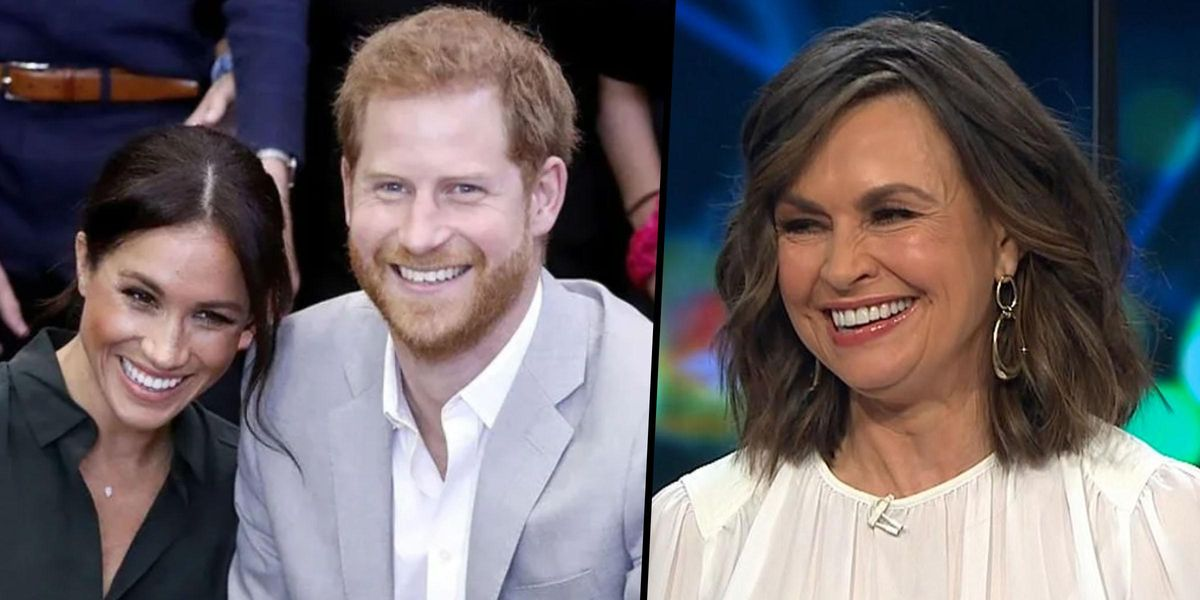 TV Host Blasted for 'Disgusting' Joke About Harry and Meghan's Potential Baby Name
