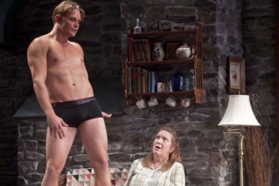 Chatting With Broadway Hunk Billy Magnussen