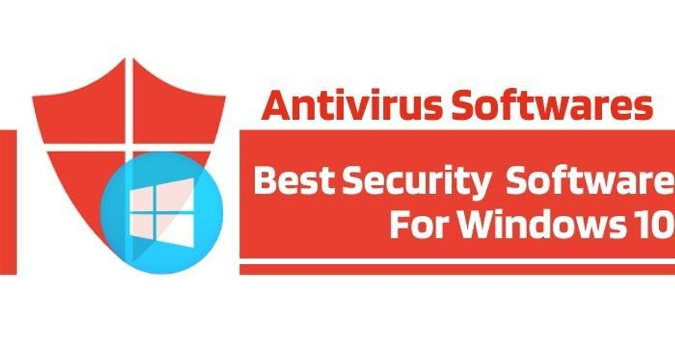Top 5 Best Security  Software For Windows 10