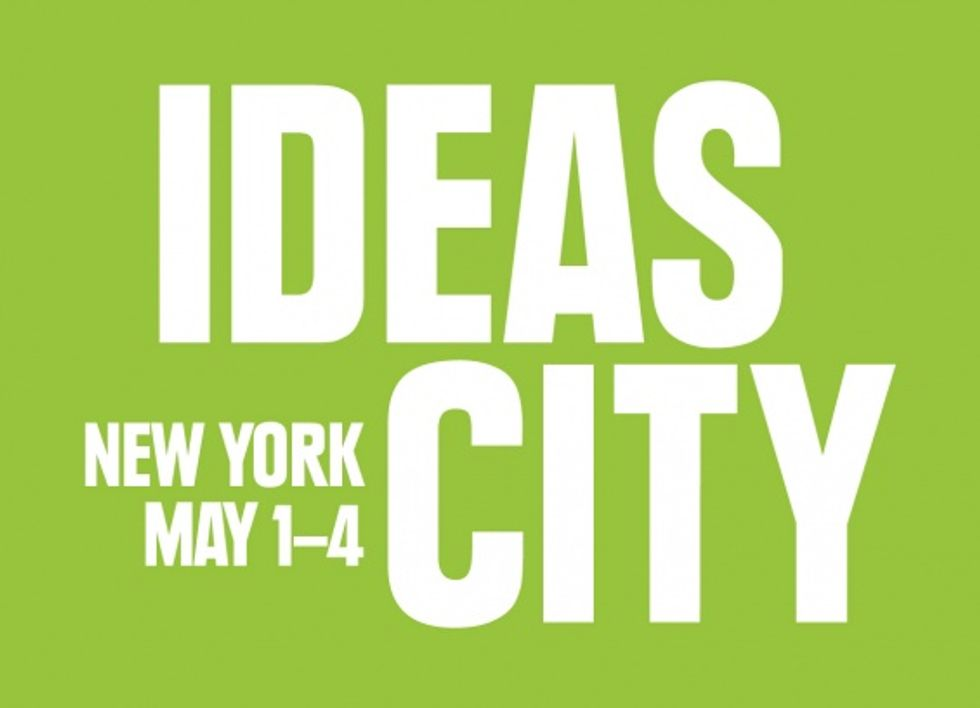 5 Cool Things to Check Out at the Ideas City Festival