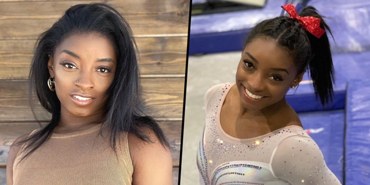 Simone Biles Says She Wouldn't Let Her Daughter Compete for USA Gymnastics