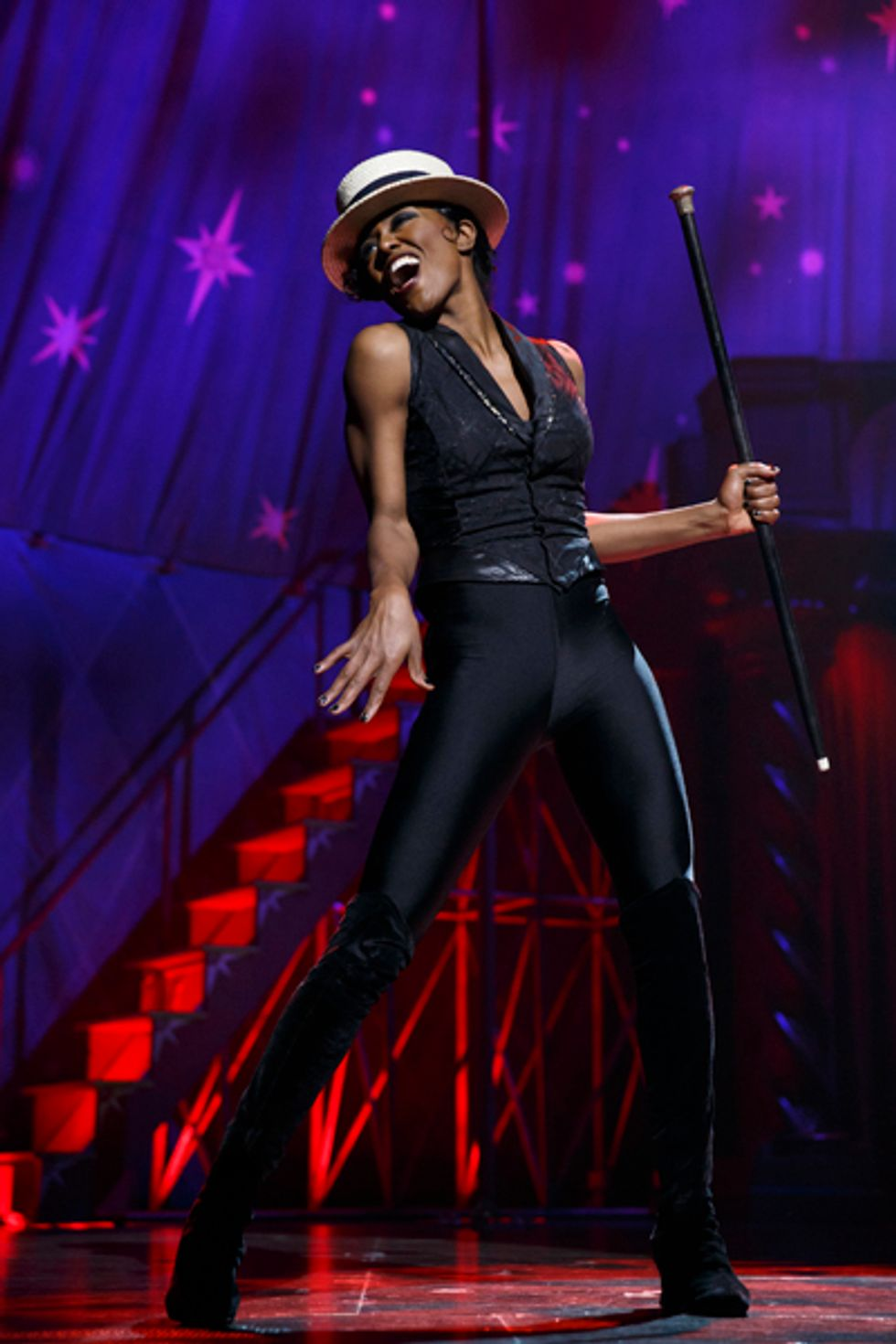Chatting with Broadway Star Patina Miller on the New Death-Defying Pippin