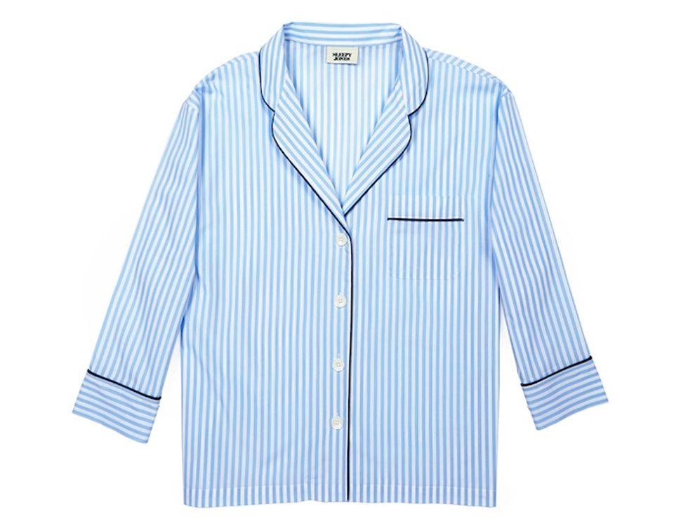 Andy Spade and Sleepy Jones Launch a Luxe Pajama Line