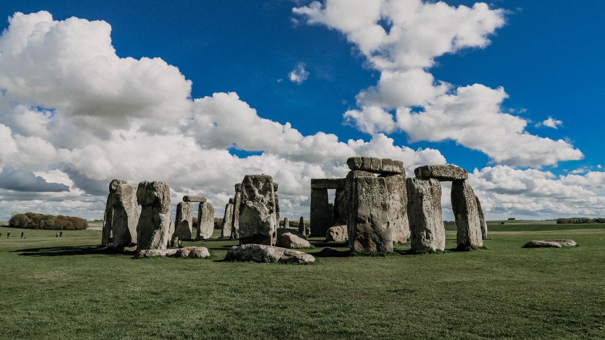 Stonehenge stones came from an even older Welsh stone circle