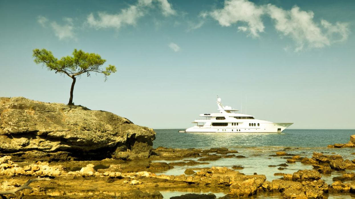 Private Planes, Mansions and Superyachts: Calculating Billionaires' Massive Carbon Footprint