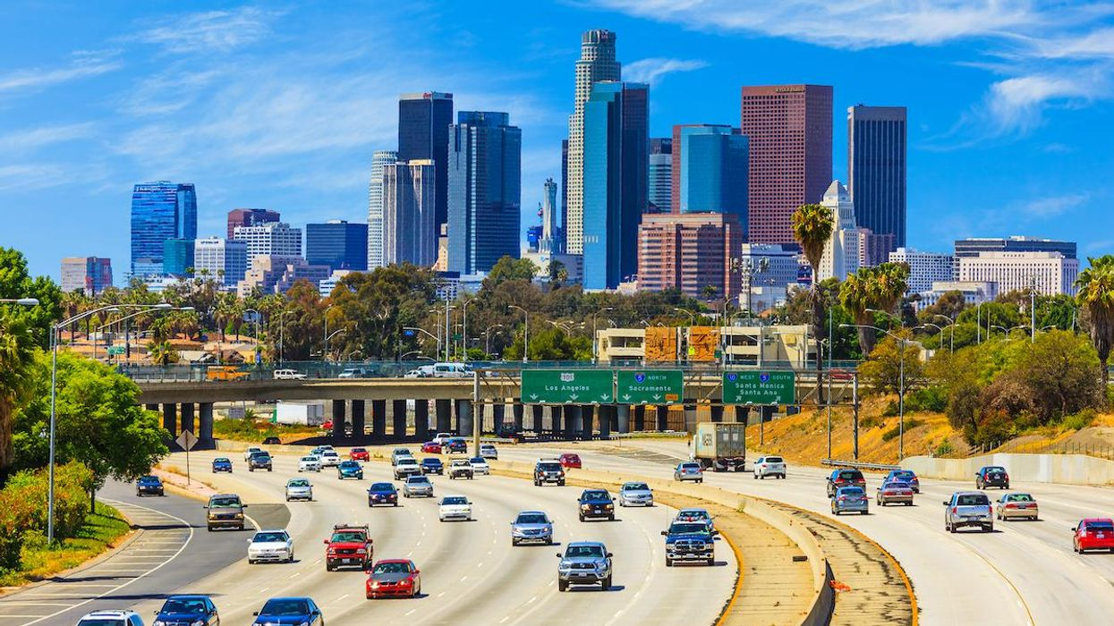 Californians With Long Commutes Are Inhaling Carcinogens, Study Finds