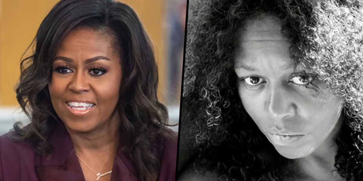 Michelle Obama Just Got Real About Her Symptoms of Menopause